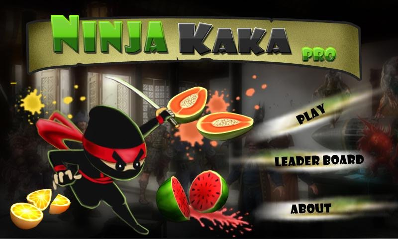 fruit ninja lite. Fruit Ninja Kaka for Android