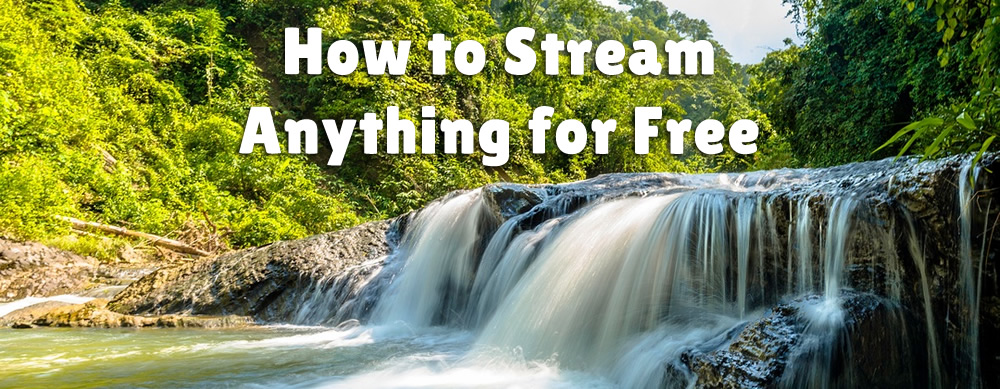 Stream Anything Free – Cut Cable with KODI
