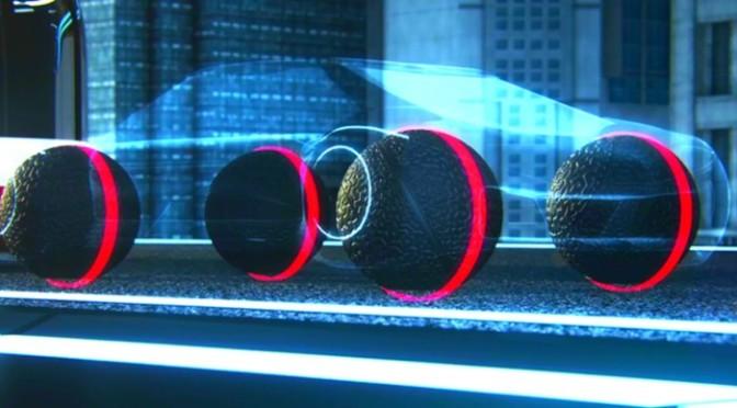Spherical Tires